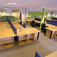 CGG Veritas Office Image