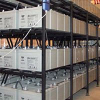 Dedicated power supplies